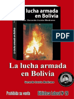 La Lucha Armada en Bolivia