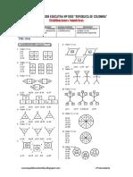 Problemas Propuestos de Distribuciones Numericas III Ccesa007