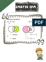 Nota Matematik Spm
