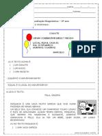 Simulado 1 ( 3º Ano - Mat - E.F) - (Blog Do Prof. Warles)