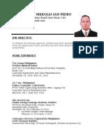 Updated Resume 22019