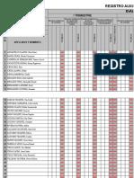 Libreta Registro - 2019 Jrlsystems