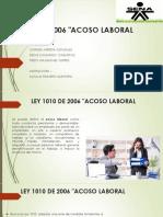 Ley 1010 de 2006 Sena