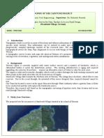 Capstone Project Synopsis PEB 801