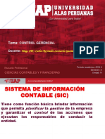 Cont Gesemana 5 Control Gerencial