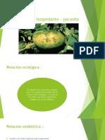 Clase 2 Relacion Hospedante – Parasito (1)