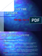 Water on the Lifeline