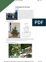 Vertical Gardening5