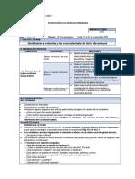 SESIÓN 4 Identificamos La Estructura y Los Recursos Textuales de Textos Discontinuos