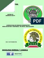 Sociologia General y Juridica