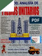 Carlos Antonio Velazco El ABC de Los Precios Unitarios