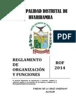 1 Rof Huaribamba 2014 Final