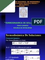 TERMOQUIMICA-Termodinamica de Soluciones-FIGMM-UNI