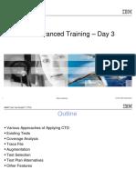 CTD Advanced Training Day3