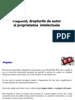 Plagiatul, Drepturi de Autor