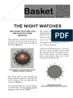 Night Watches and Laodicea
