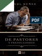 De Pastores y Predicadores (Spa - Miguel Nunez
