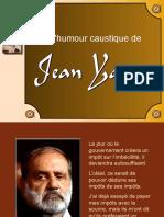 Jean YanneyolEnvoyé