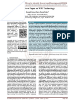 A Review Paper on WiVi Technology