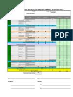 TPCRE Form Based on Risks
