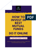 Investing in Mutual Fund for the First Time