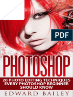 Photoshop 20 Photo Editing Tec