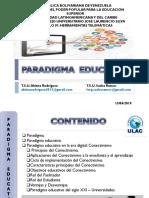 Paradigma Educativo