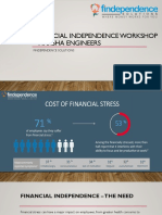 Financial Independence Workshop Harsha Enginners