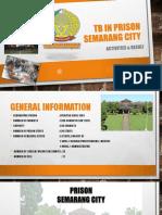 TB in Kedungpane Prison