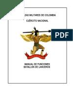 Manual de Funciones y Procedimentos Aglan