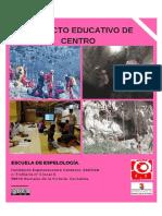 1- Proyecto Educativo Del Centro