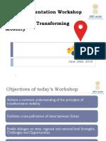 Task Force Orientation - 28 June