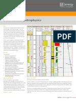 Training Deterministic Petrophysics