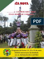Revista LÚA NOVA, expecial Can Mercader 2019