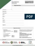 RegistrationForm FatigueDurabilityIndia2019 Web