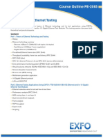 Introduction to Ethernet Testing