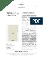 Nota Prensa Andro Gino 2