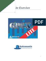 GPS-X Lite Exercises