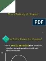 PPT on Elasticity of Demand
