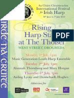 CnaC 2019 HARP Festival A4 Rising Stars