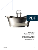 Technical guide for Bathroom fixing