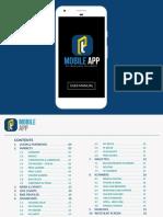 PL Mobile App User Manual