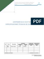 ESPECIFICACIONES TECNICAS  de  CONSTRUCCION
