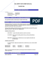 09 MSDS Wax Dispersant