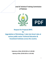 Tender Upgradation of Labs
