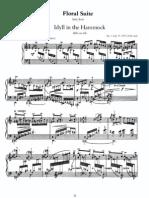 -Villa-Lobos - Floral Suite Piano
