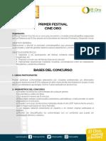 festival cine de Oro
