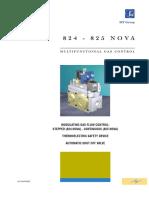 Ferroli Gázszelep SIT 825 NOVA