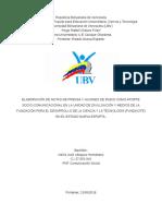 Informe de Pasantía Neiris Vásquez - Versión Definitiva