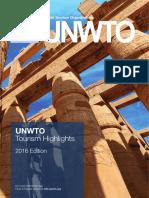 Tourism Highlights 2016